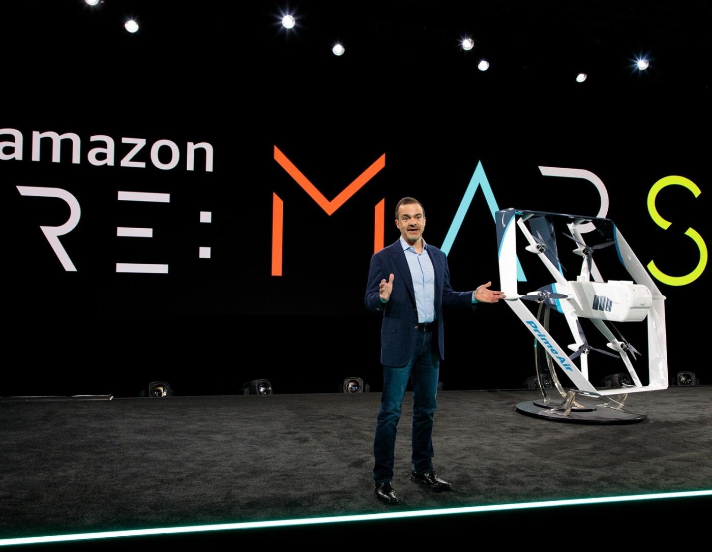 亞馬遜發表全新打造送貨神器,顛覆無人機刻板樣貌