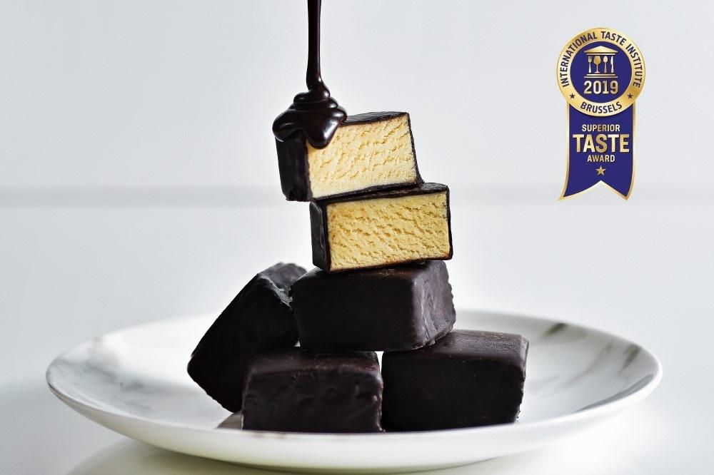 米其林主廚也認可的美味 全台第一款獲得食品界米其林勳章的高蛋白零食