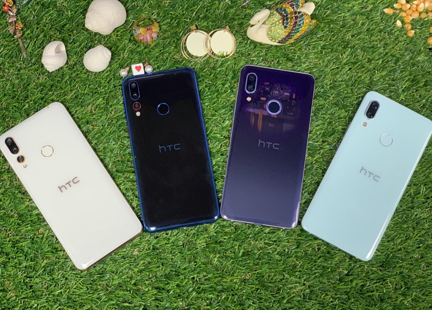 用兩支中階新機打破收攤傳言,HTC:現在推5G手機很尷尬