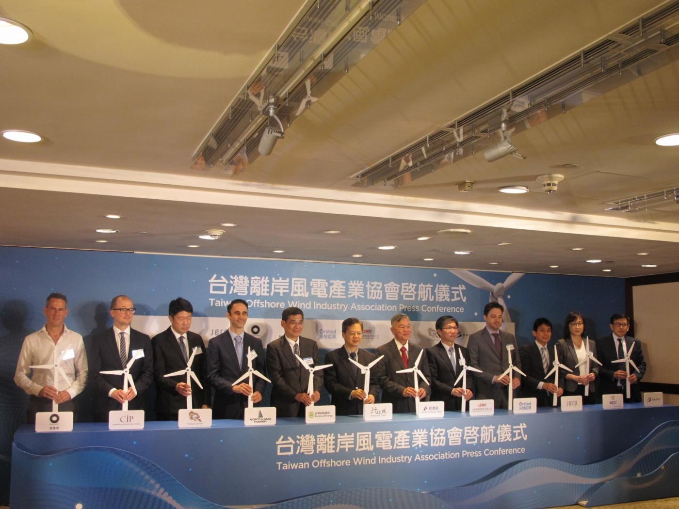 第3階段風電開發年底明朗,8大開發商組離岸風電協會接地氣