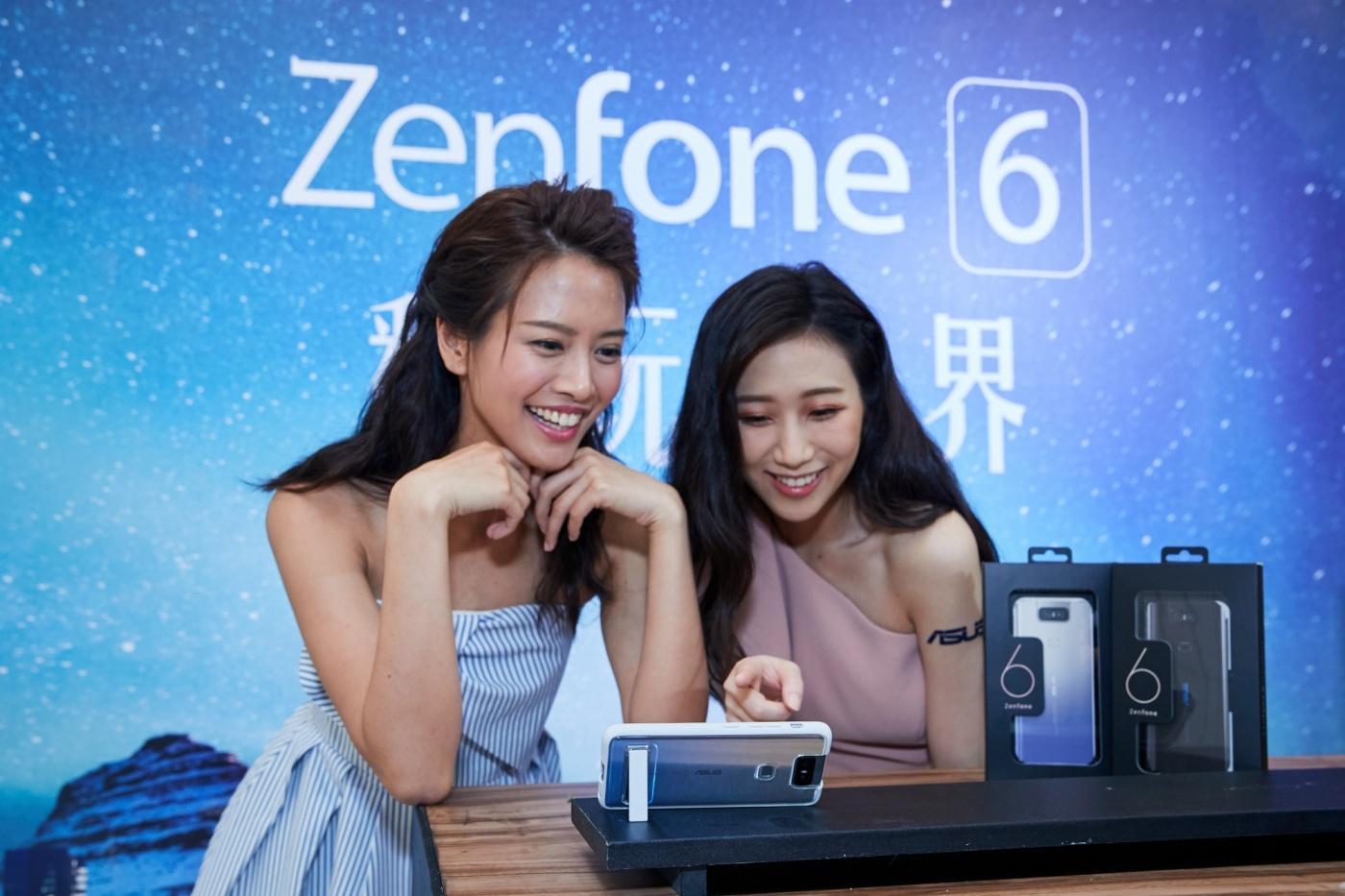 華碩樹大招風?ZenFone商標印度禁用,施崇棠:市占率破8%遭對手引戰