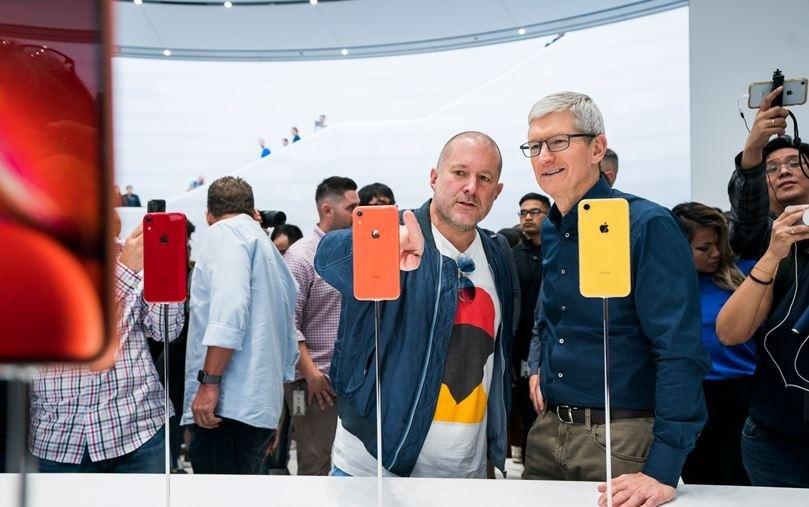 蘋果設計長Jony Ive正式離職!20年塑造蘋果設計靈魂,一手打造iPhone、Mac產品風格