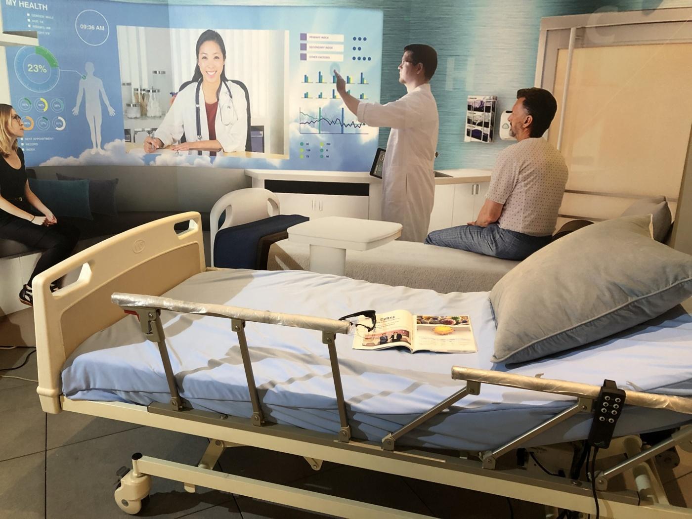 拋出2030未來醫院新想像,比翼加速器Demo Day聚焦兩大主軸