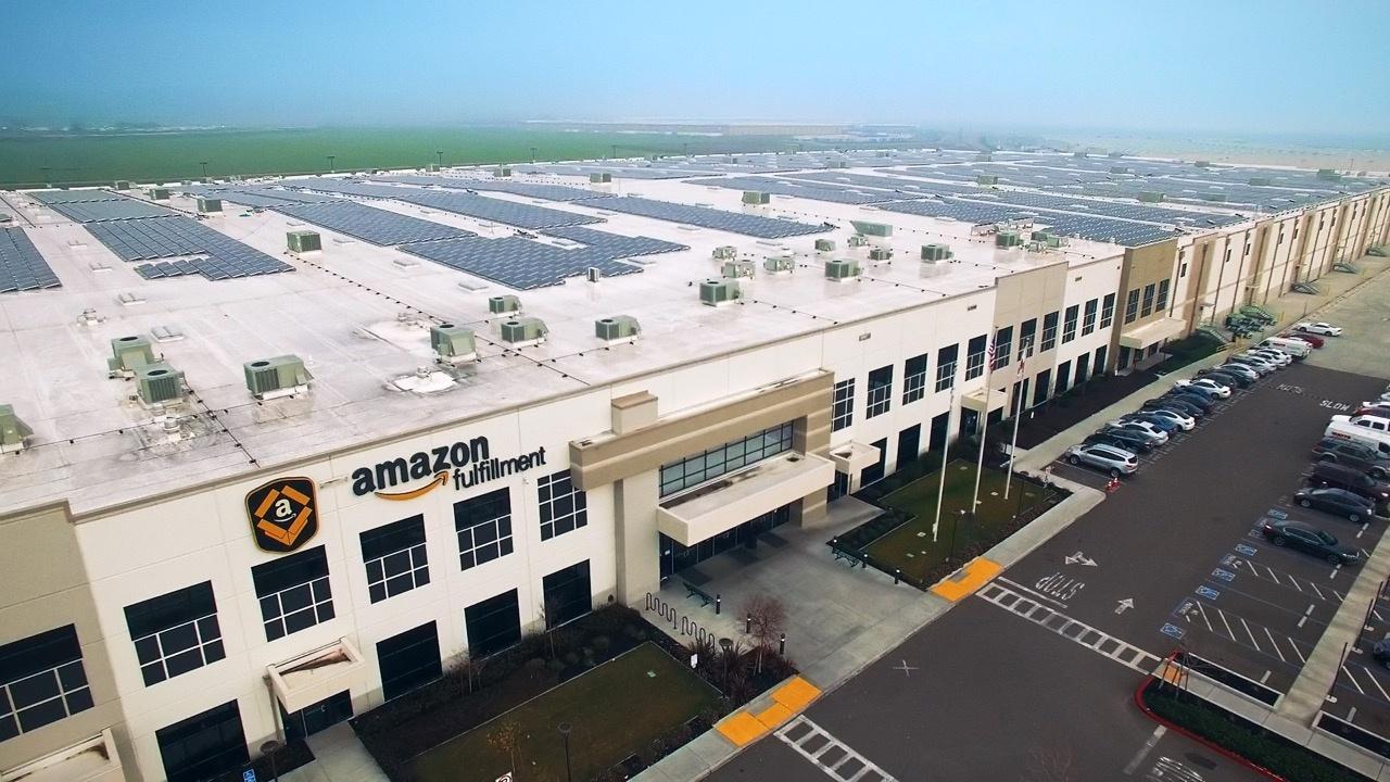 3年內成全美最大物流業者!亞馬遜為什麼連貨都要自己送?