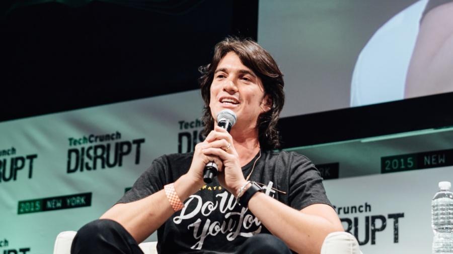 共享办公新创WeWork在IPO前夕,因执行长失言种下疑虑-字母圈
