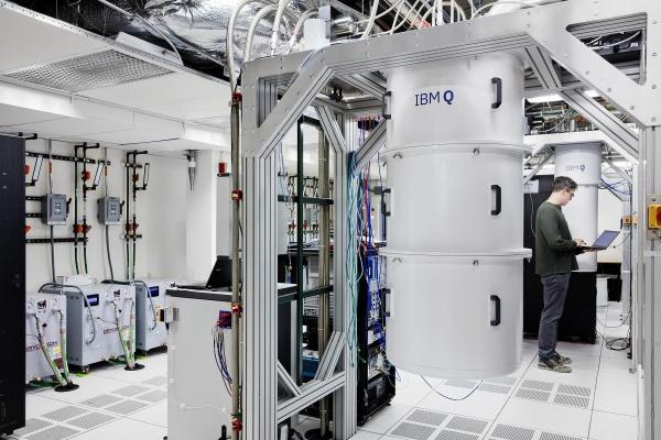 比追逐「量子霸权」更重要,IBM专家点出量子电脑商用的关键