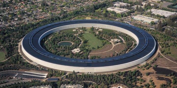 加州大地震,Apple Park靠這692個小裝置保護近萬名員工