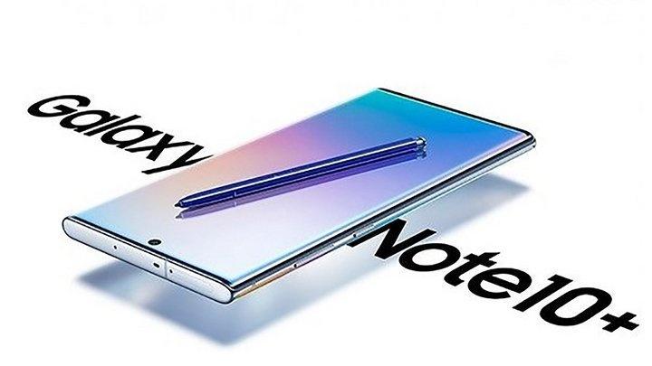 三星Galaxy Note 10官方照曝光,螢幕尺寸、拍攝功能成亮點