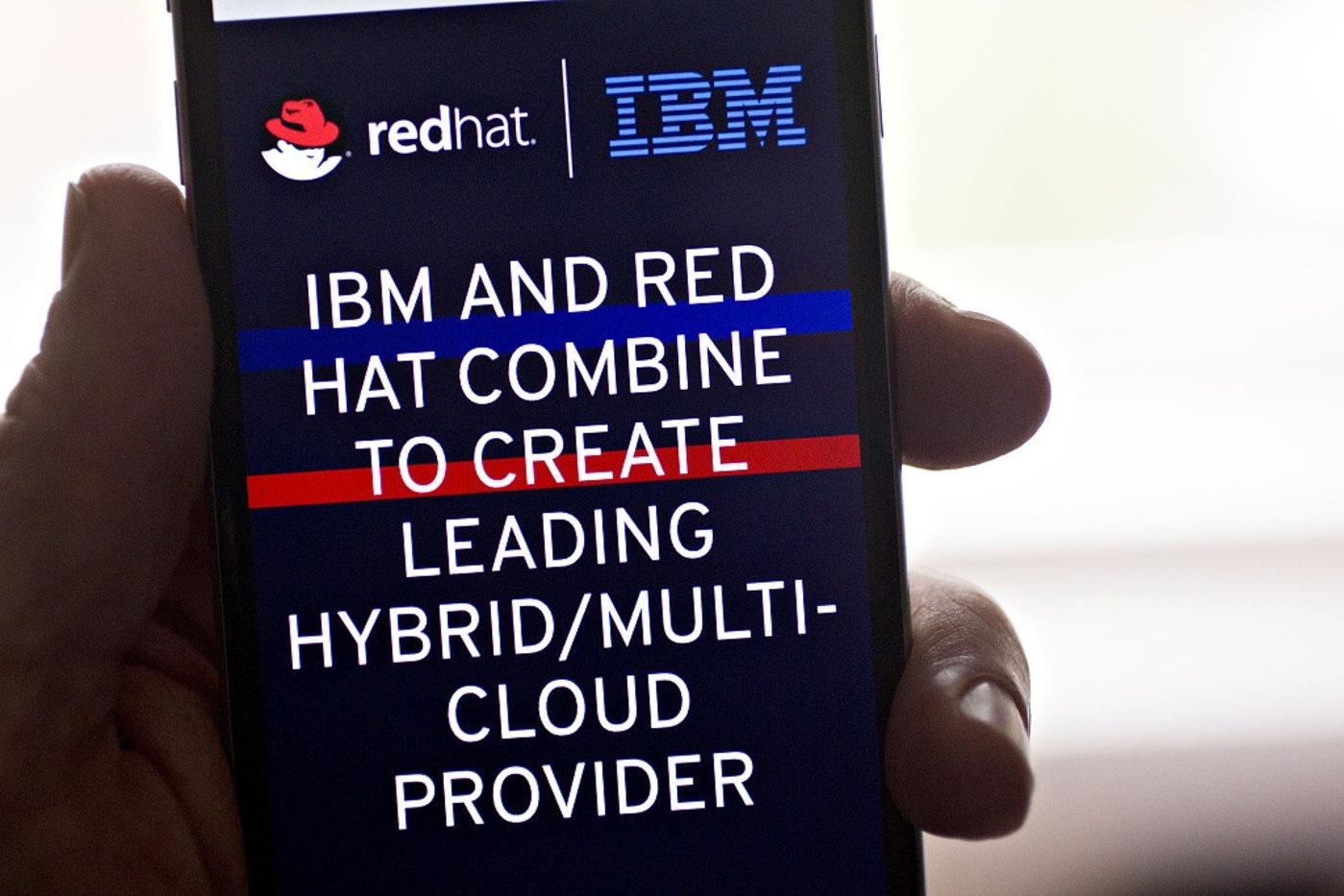 一頂價值340億美元的「紅帽」,IBM划算嗎?