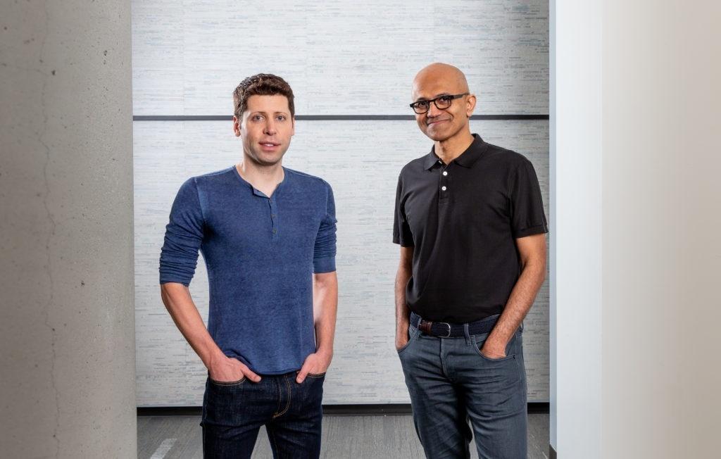 牽手馬斯克創辦的OpenAI,微軟投資10億美元開發雲端AI技術