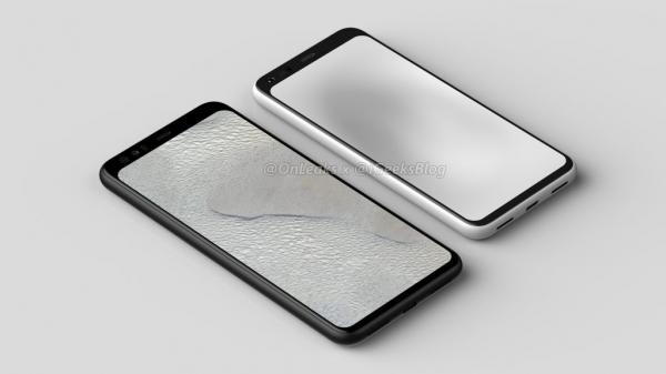 Google Pixel 4外型曝光!去掉「浏海」、方形镜头和新iPhone撞型