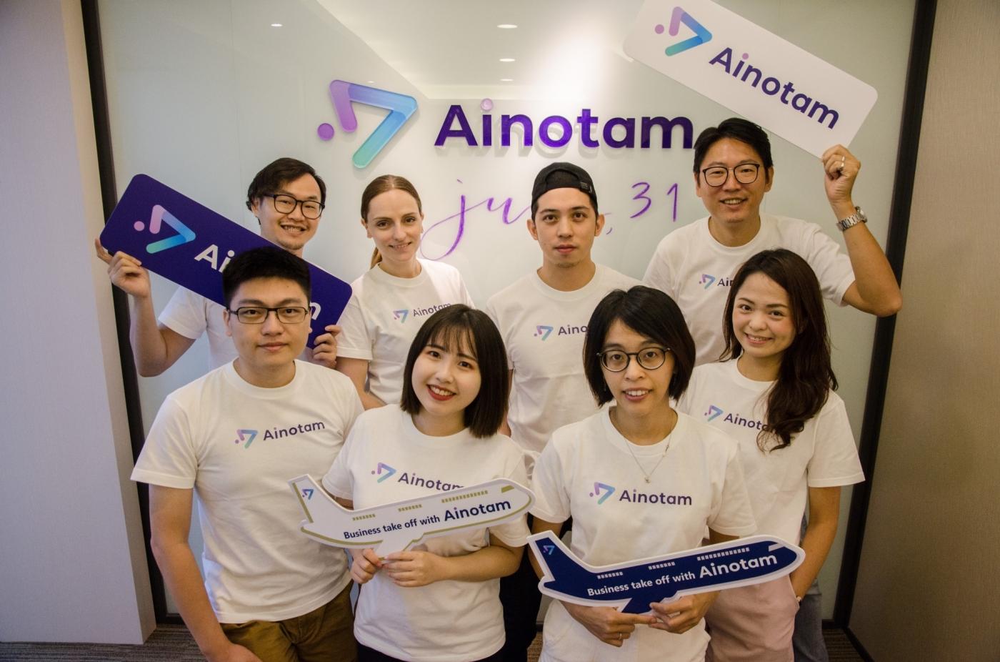 用AI翻轉行銷!雲端服務新創CloudMile萬里雲推MarTech新品牌Ainotam