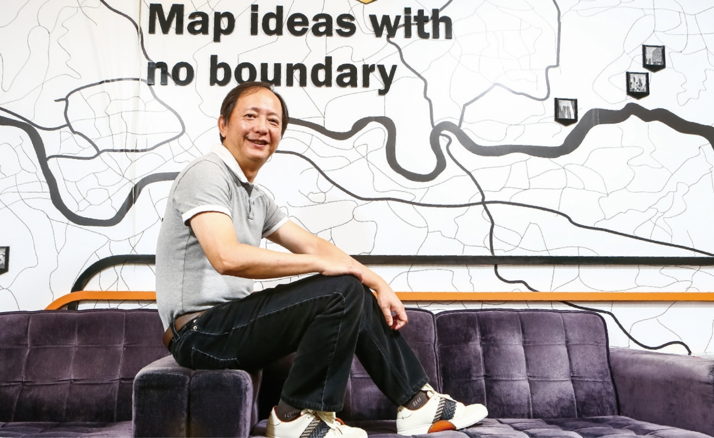 Google、蘋果、BMW都找他!台廠勤崴掌握全台灣超過70%電子圖資