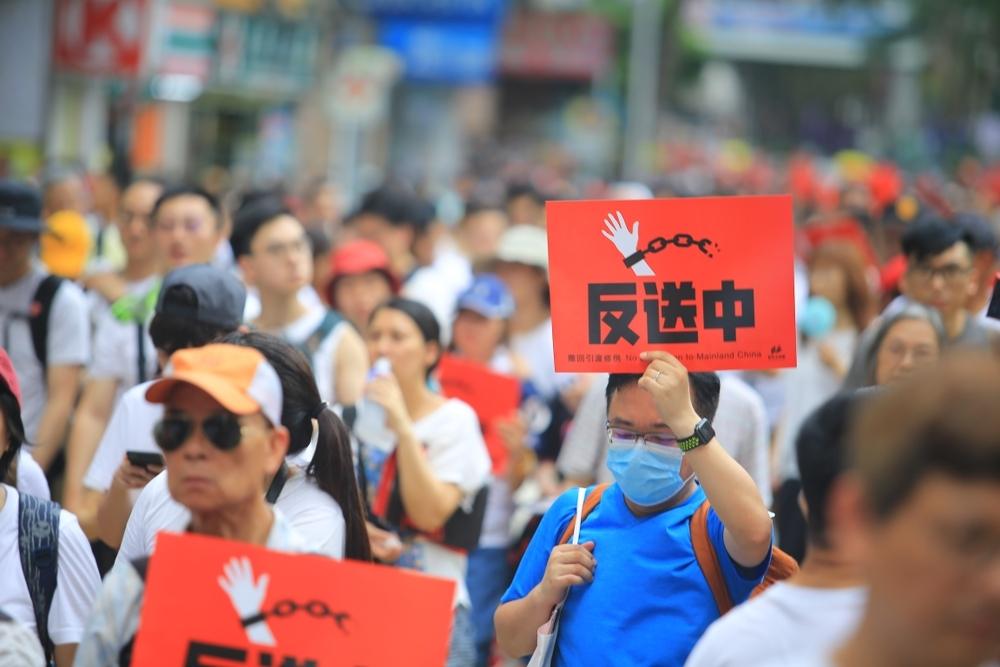 從香港反送中抗爭觀察:現代科技的五個樣貌
