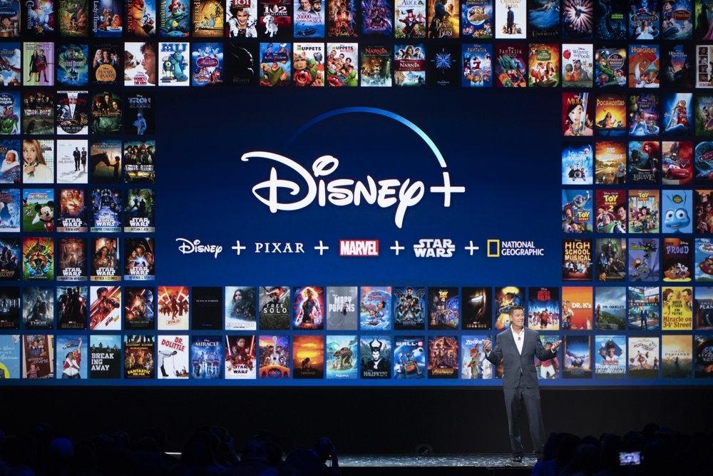 迪士尼靠Disney+救援!宣布新作品計畫後股價大漲逾13%,估2024年訂戶達2.6億