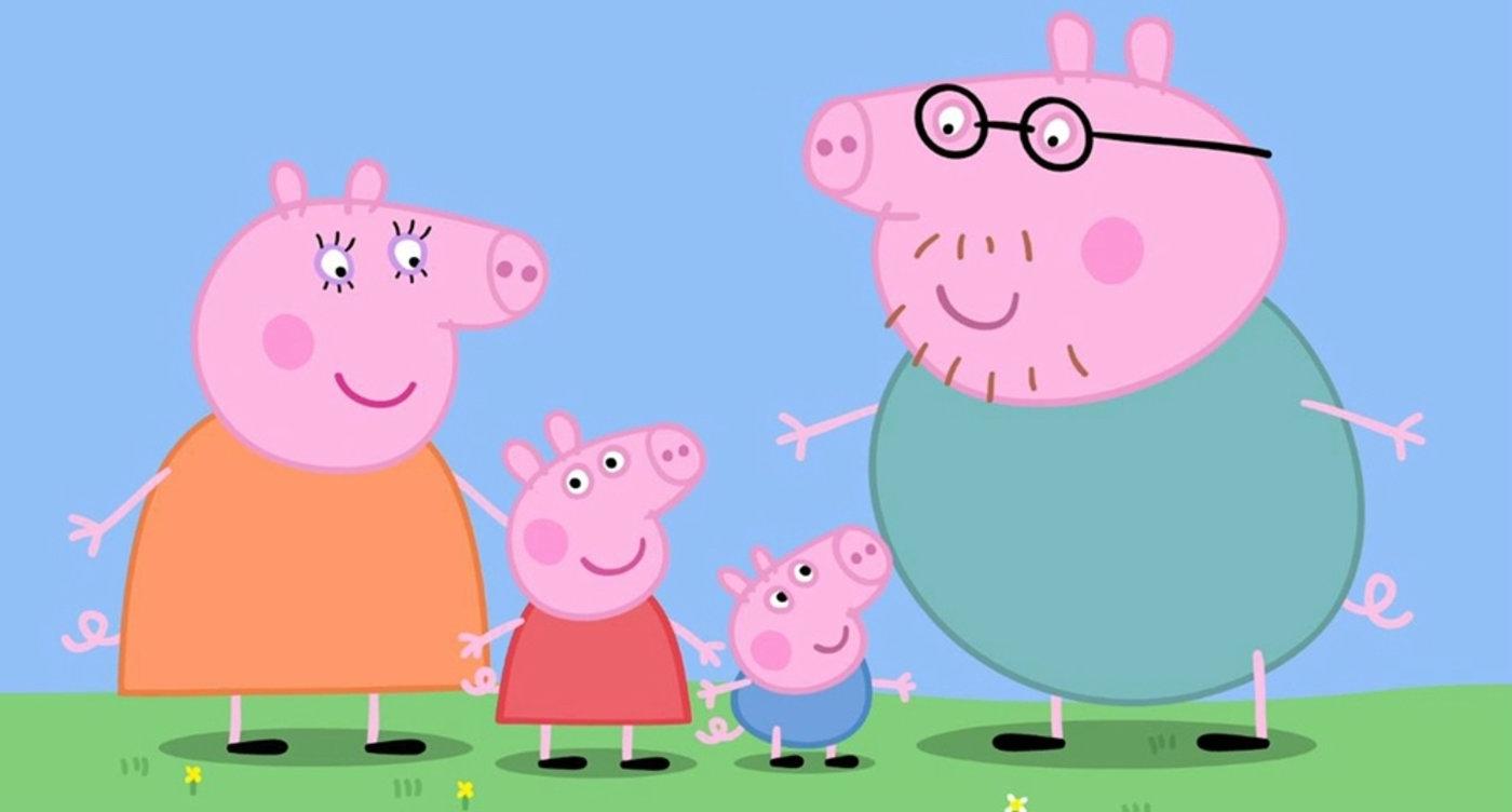 史上最貴豬!孩之寶1,200億收購加拿大公司,拿下佩佩豬IP
