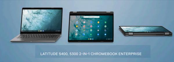 与微软正面交锋!Google携戴尔开发一年,推首款企业用Chromebook笔电