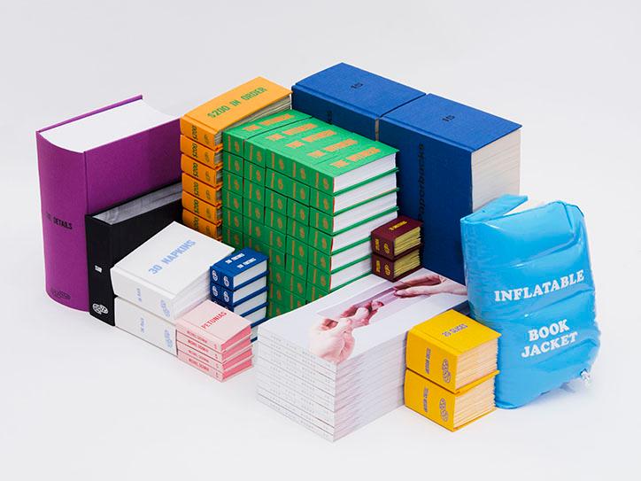 "img 1566877692 17070@900 - 番茄酱、起士片成书籍?设计师打造""实体化图鉴"",颠覆你对书的想像!"