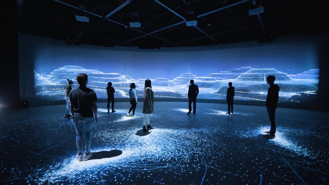 光幕包圍鄧紫棋、震撼金曲30!一群有著工程師DNA的藝術家——叁式
