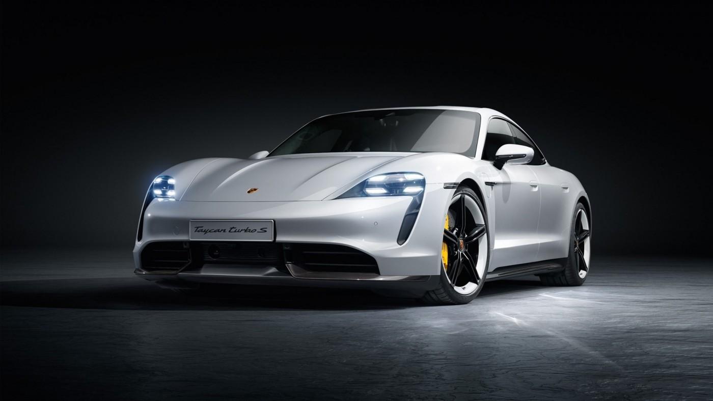 保時捷發布首款純電跑車,特斯拉真正的對手來了?