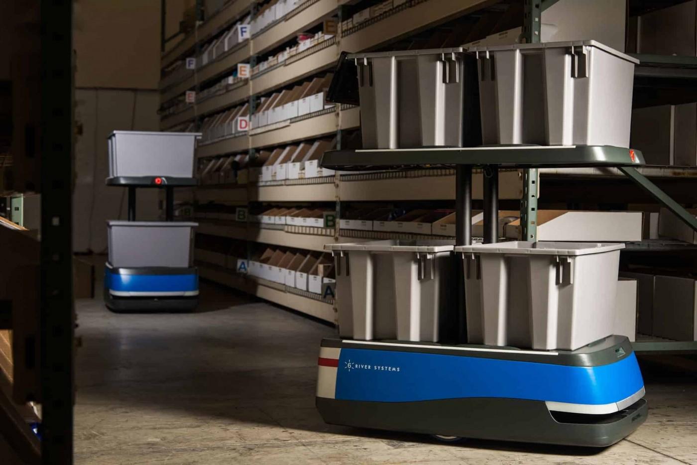 亞馬遜對手現身?電商隱形冠軍Shopify砸140億買下倉儲機器人技術