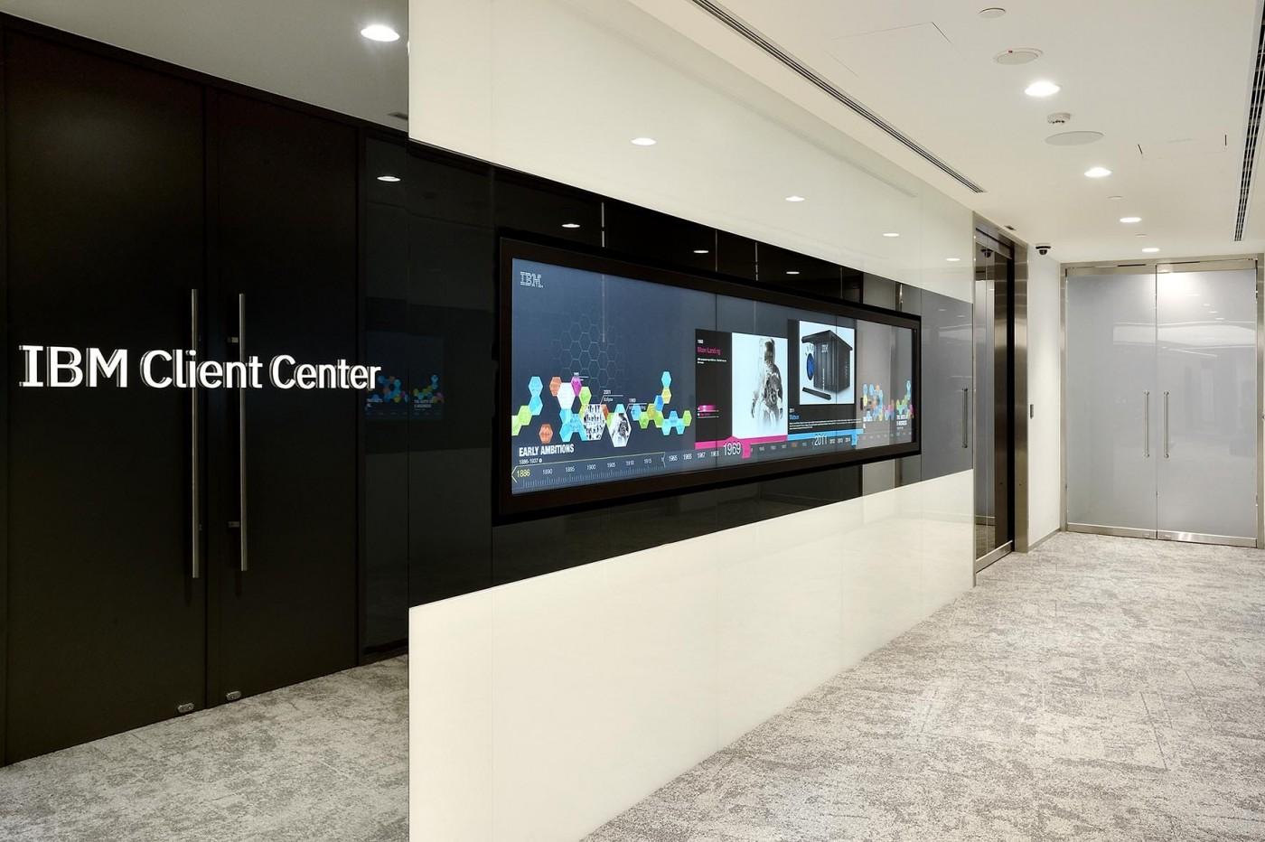IBM辦公室兩項「秘密單位」落成,大舉網羅台灣人才不手軟