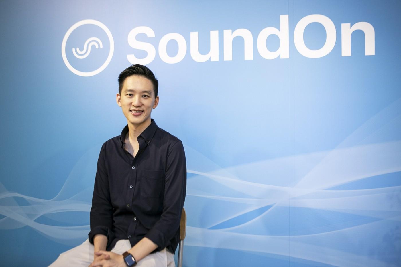 「勤益王子」顧立楷卸下Uber光環,再創業SoundOn目標台灣最大Podcast平台