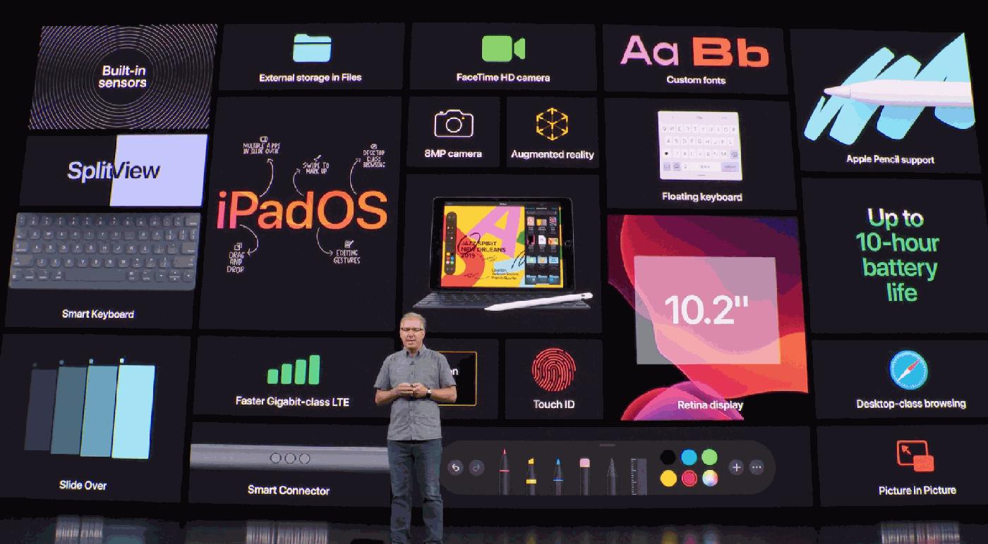 第一個獨立系統!iPadOS上線倒數,8大功能亮點搶先看