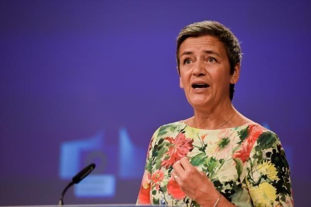 皮繃緊了!蘋果、Google都被她罰過,「矽谷最難纏敵人」連任歐盟執委