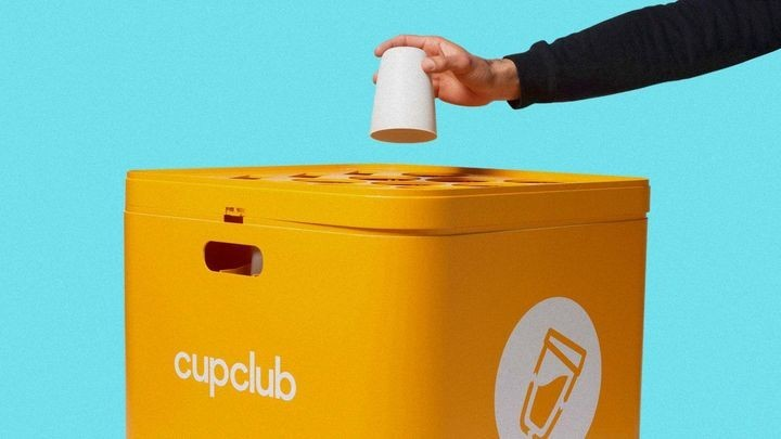 不只有環保紙吸管,星巴克下一步將引進「共享咖啡杯」?