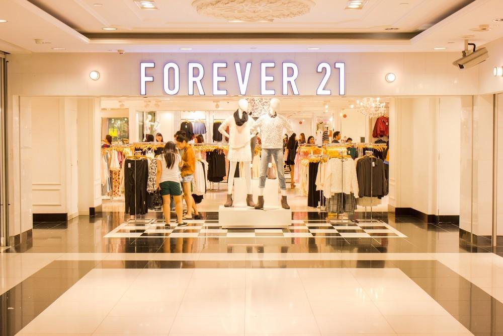 快時尚敲喪鐘!Forever 21瀕臨破產,宣布全面撤出日本市場