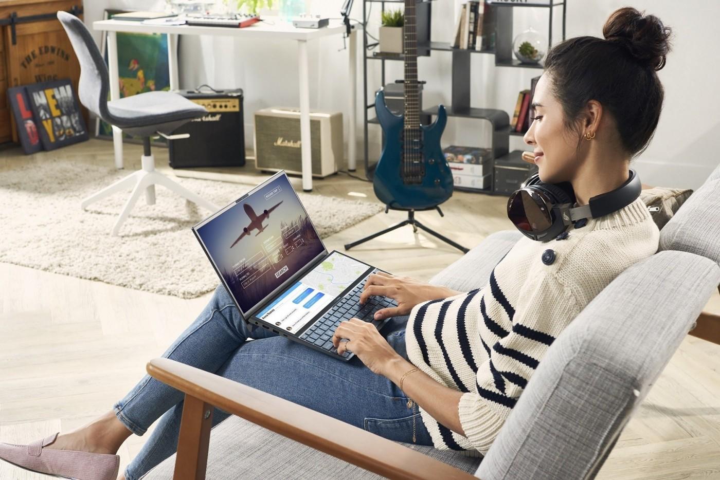 在家上班刺激筆電買氣!華碩Q1毛利率衝上16.45%新高,為何說今年PC需求「先盛後衰」?
