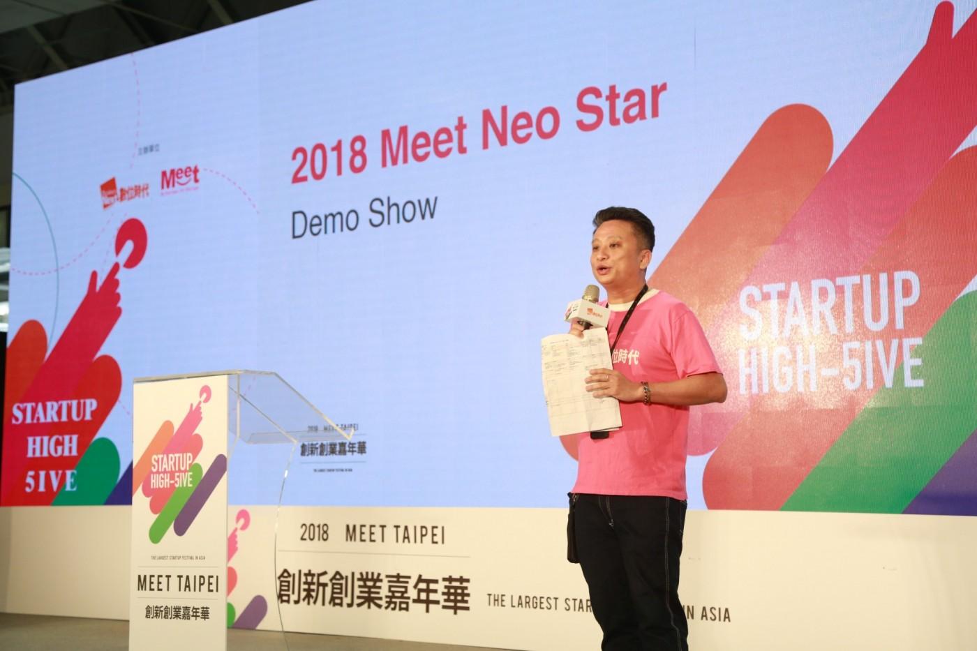 B2B商模崛起!2019 Meet Neo Star 30強揭曉:AI新創來勢洶洶,迎接智慧醫療新高峰