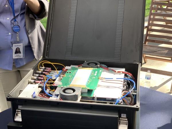 5G毫米波很弱,信号连一张纸都能阻挡?高通美国总部「魔鬼实测」揭秘