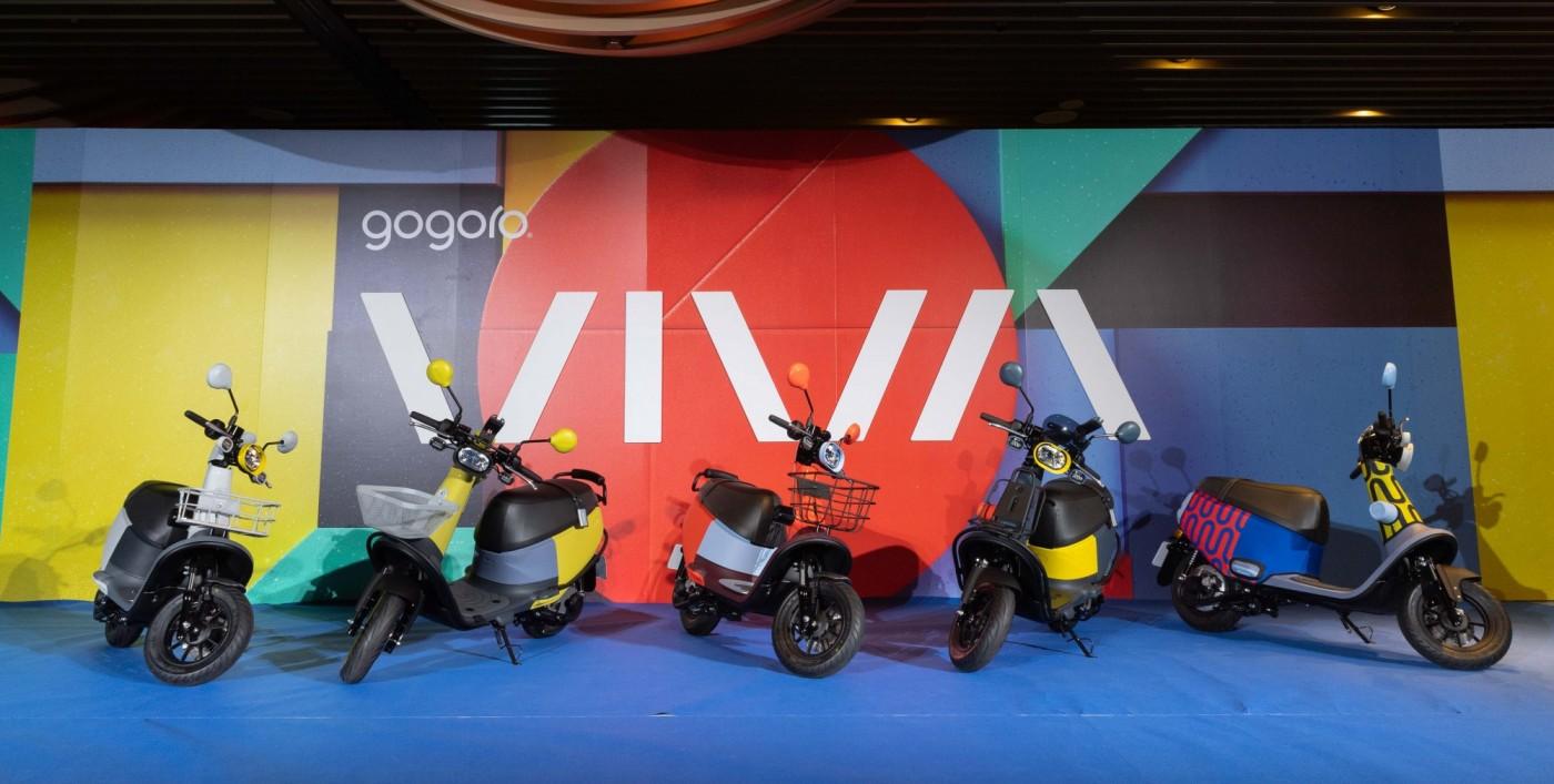 黃金交叉出現!Gogoro VIVA最低只要2.5萬,大膽新作的車身設計與策略藏什麼梗?