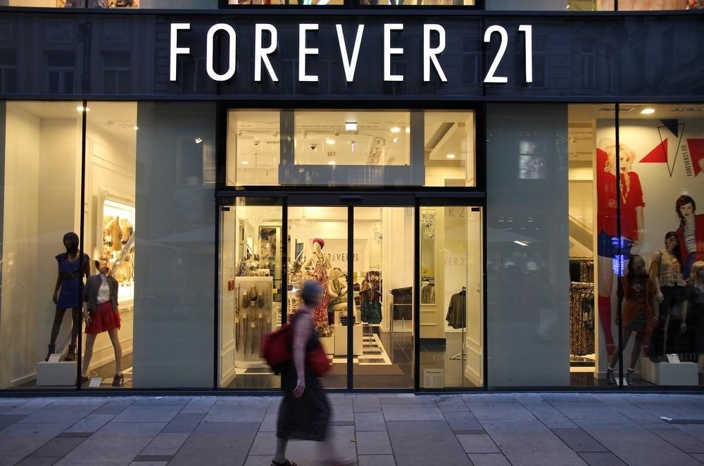 快時尚巨人倒下!Forever 21正式聲請破產,3個錯誤成致命關鍵