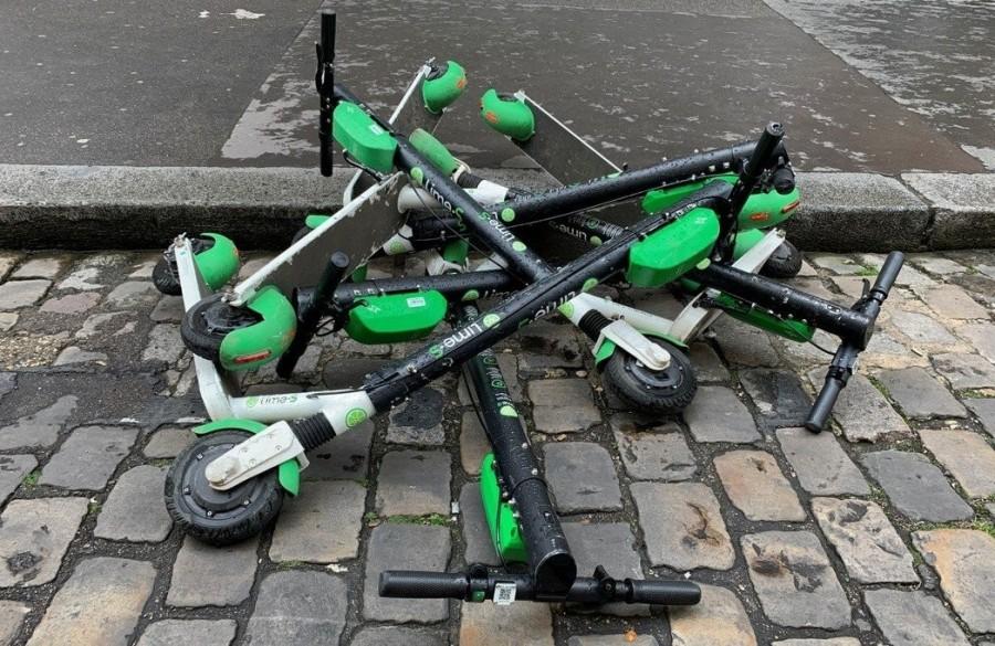 柏林居民相当排斥的共享电动滑板车到底出什么问题