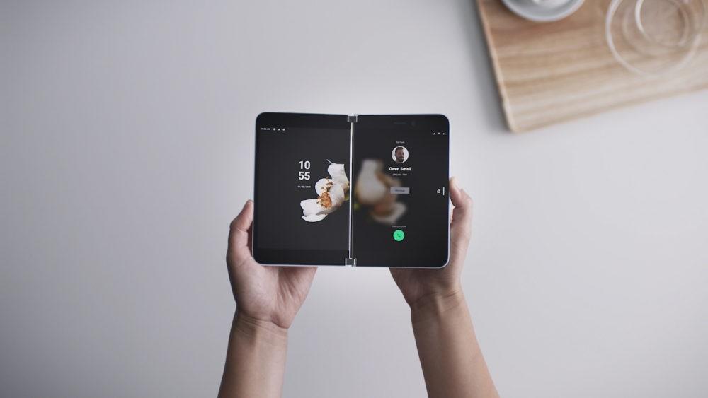 微軟回歸手機戰場的野心之作:雙螢幕Surface Duo能讓人刮目相看嗎?