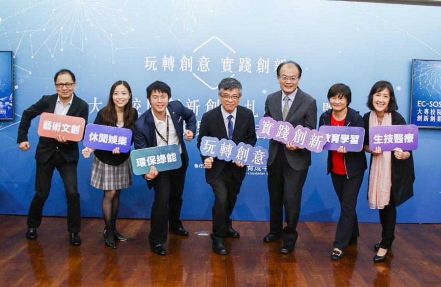 中國文化大學創新育成部
