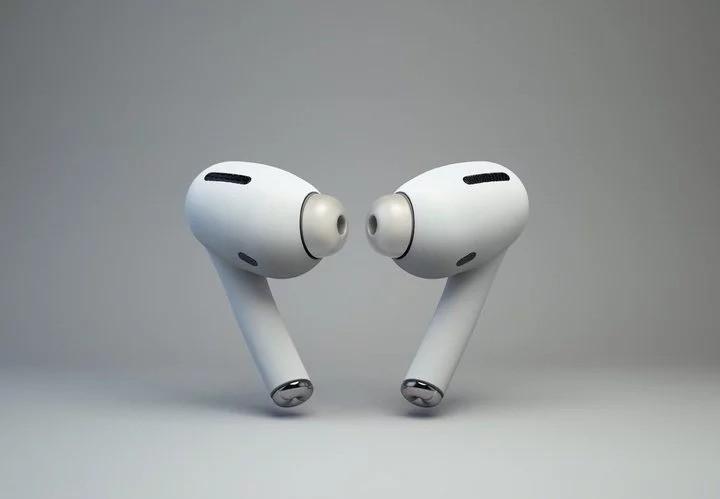 蘋果AirPod 3走光照流出,外型酷似吹風機、添降噪功能