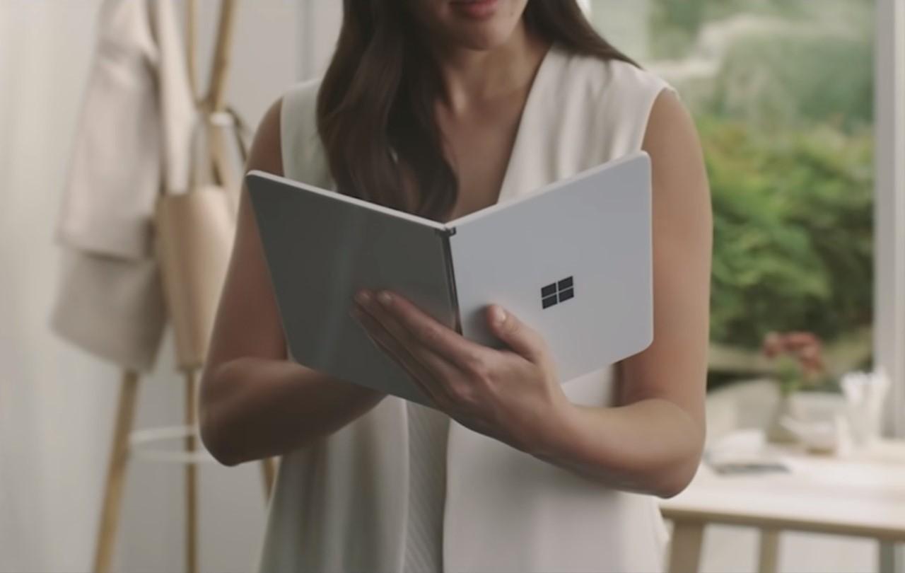 Surface Neo是真正的「筆記本電腦」