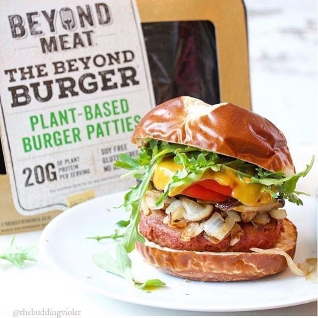 科技始終來自於食慾:未來漢堡進軍市場,Beyond Meat到底有甚麼素?