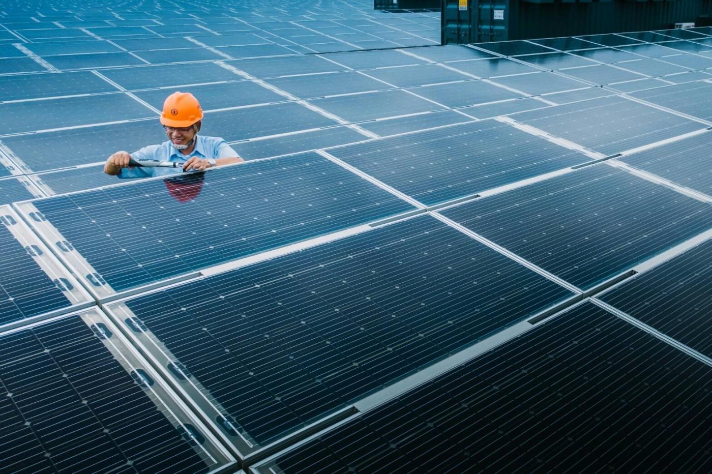 綠能正夯!台灣太陽光電20GW怎麼拚?業界2大呼籲