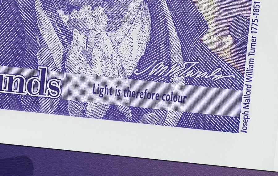 "img 1571210521 42870@900 - 新版""英镑""亮相!2020 年正式发行,首度以艺术家肖像为主题,纸钞材质也有变化"