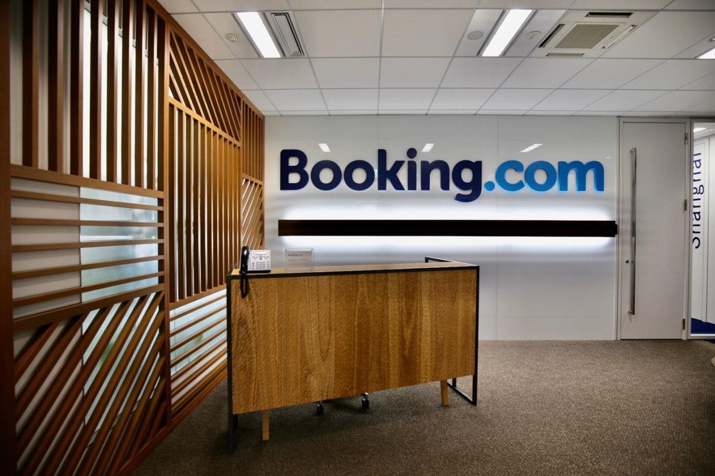 【東京直擊】Booking.com表參道辦公室開箱,區域總監:旅遊還是在奧運之後吧!