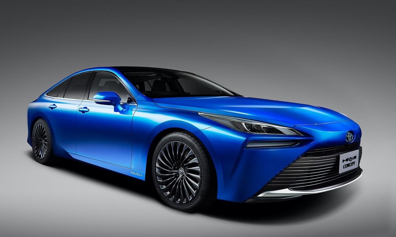 電動車不夠看!TOYOTA於東京車展秀新一代氫能車Mirai Concept