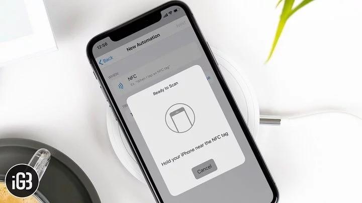 iOS 13低調開放了NFC標籤讀取功能,你的iPhone還可以這樣大玩自動化