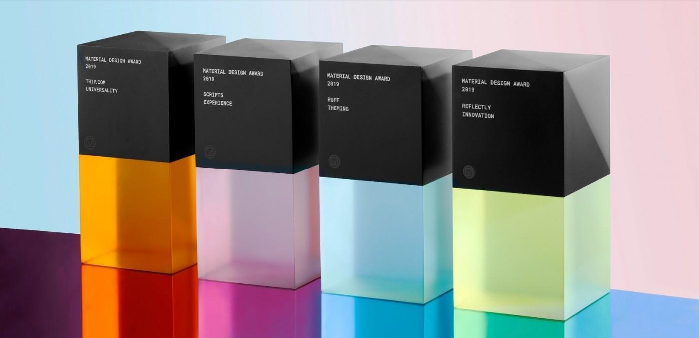 Google Material Design設計獎揭曉,這4款App獲選最佳應用程式