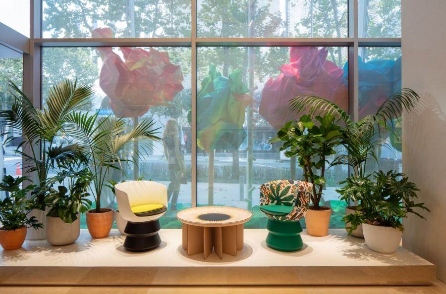 Frank Gehry 韩国首作!充满诗意的玻璃云朵:首尔路易威登 Maison Seoul 9