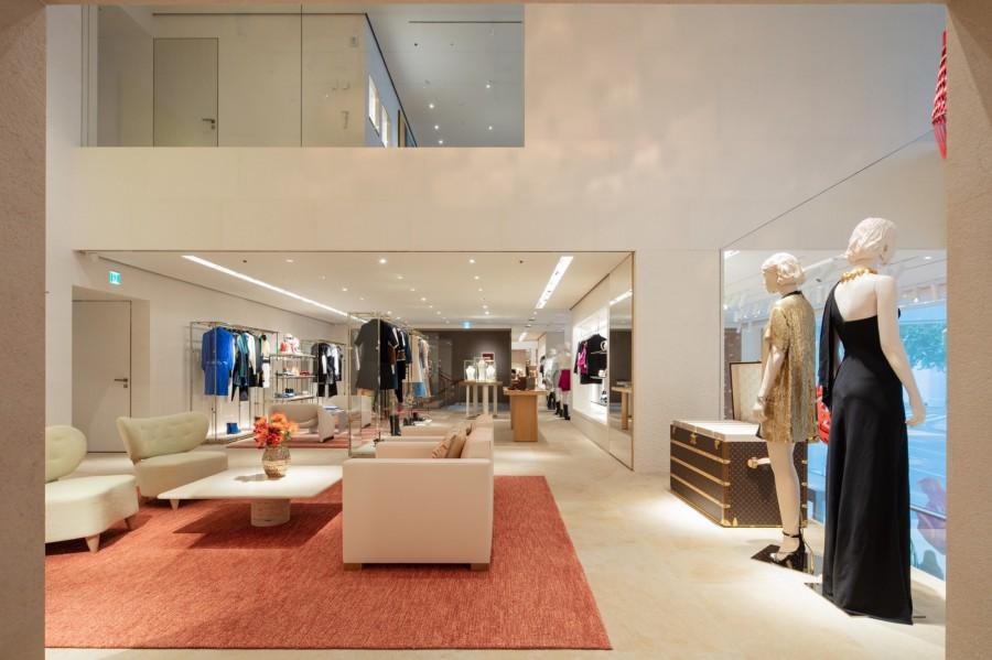 Frank Gehry 韩国首作!充满诗意的玻璃云朵:首尔路易威登 Maison Seoul 8